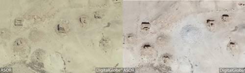 L'Isis prosegue nella distruzione di Palmira 4