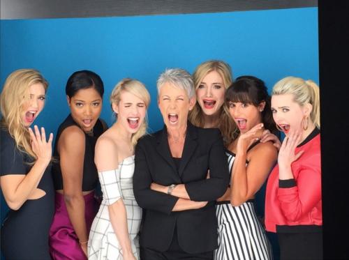 Scream Queens, le protagoniste 30
