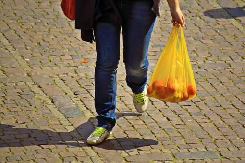 La tassa sui sacchetti di plastica fa ricca la manager renziana