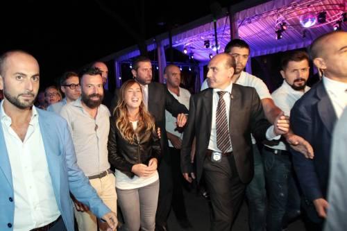 Il ministro Boschi al Pride Village di Padova 14