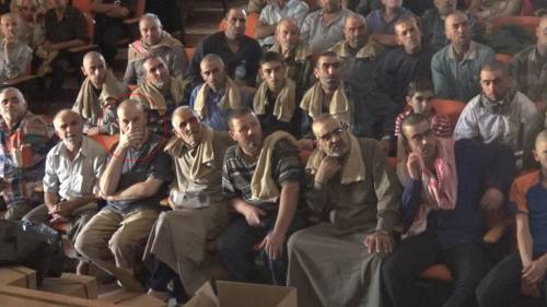 Siria, nelle foto dell'Isis c'è anche padre Murad 2