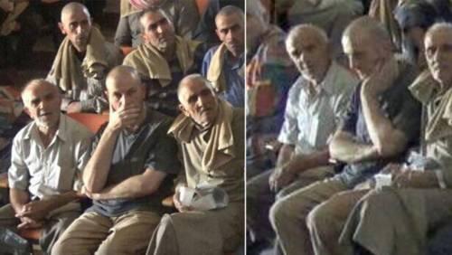 Siria, nelle foto dell'Isis c'è anche padre Murad 3