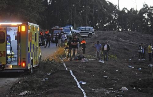 Spagna, tragedia al rally di La Coruña. Auto uccide sei spettatori
