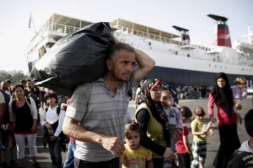 Emergenza umanitaria a Lesbo: 17mila migranti in condizioni precarie