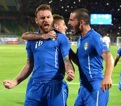 Nazionale, De Rossi torna in gruppo: sarà un'Italia incerottata