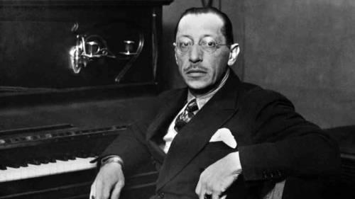 """Ritrovato il """"Canto funebre"""" di Stravinskij"""