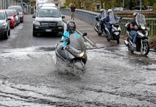 Arriva il maltempo al Sud: attese alluvioni lampo