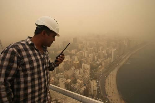 Tempesta di sabbia sul Medioriente 5