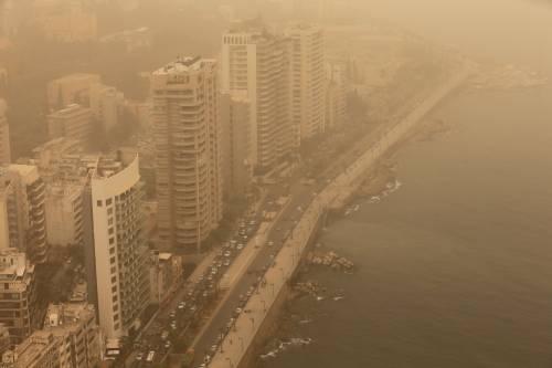Tempesta di sabbia sul Medioriente 20