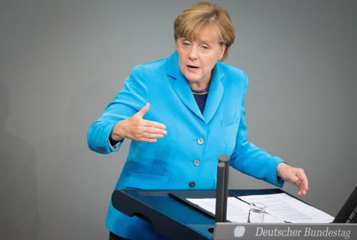 Un mito infranto, tedeschi sotto choc