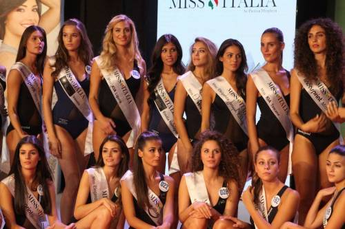 Dietro le quinte di Miss Italia