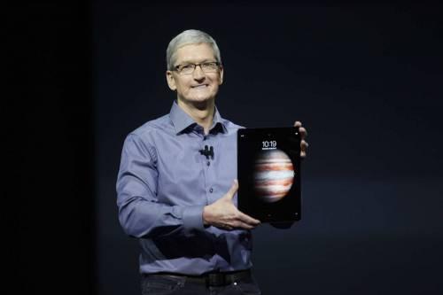 Apple lancia la tv del futuro Si cambia canale con la voce