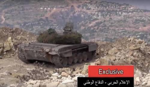 Le truppe della Russia in Siria 3