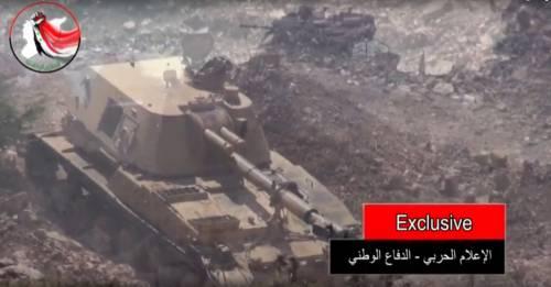 Le truppe della Russia in Siria 4