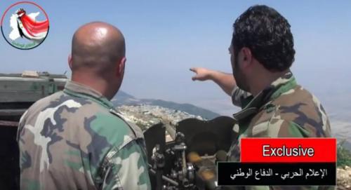 Le truppe della Russia in Siria 6