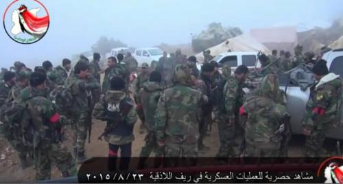 Le truppe della Russia in Siria 8