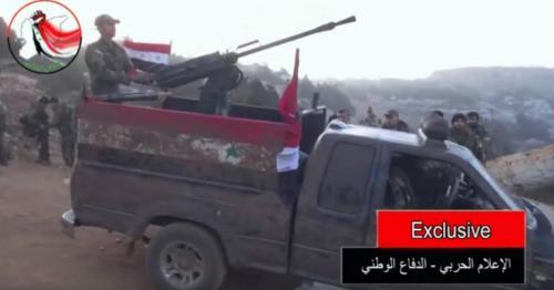 Le truppe della Russia in Siria 7