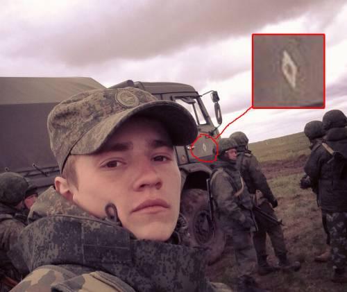 I selfie dei soldati russi in Siria 9