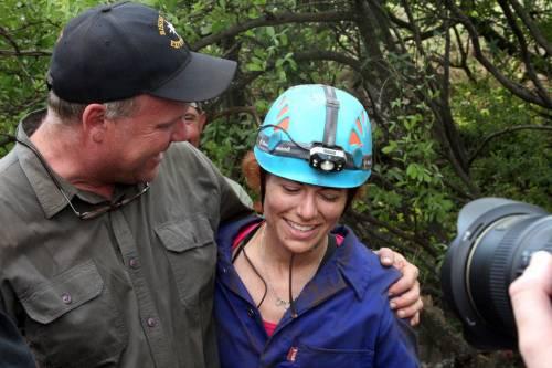 I resti dell'Homo Naledi, nuova specie umana 5
