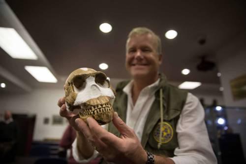 I resti dell'Homo Naledi, nuova specie umana 10