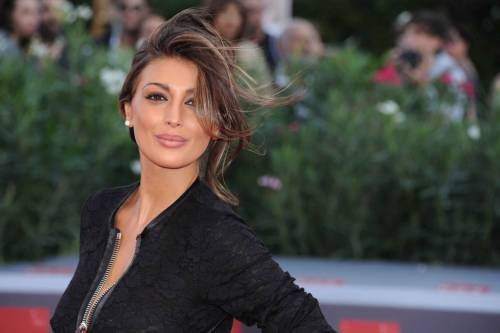 Cristina Buccino, sexy zip alla Mostra del Cinema di Venezia 11