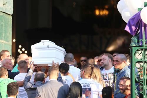Il rione Sanità ricorda Genny, morto a 17 anni 3