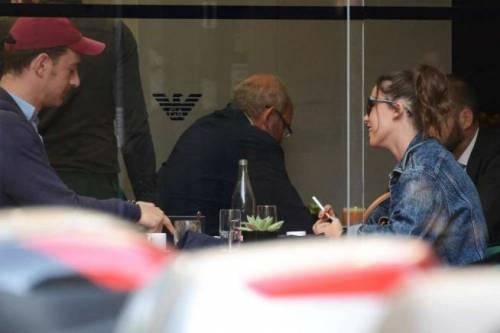 Aurora Ramazzotti con il bodyguard a Milano 9