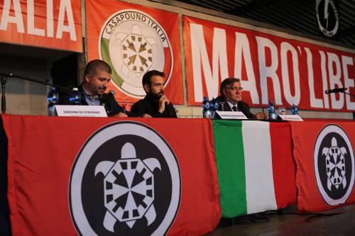 """CasaPound: """"Pronti alla lista unica con la Lega di Salvini"""""""