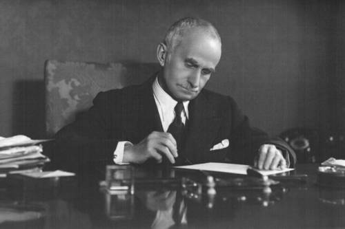 La lezione di Einaudi sull'Europa unita e l'origine delle guerre