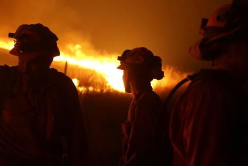 California divorata dalle fiamme. 400 case distrutte 3