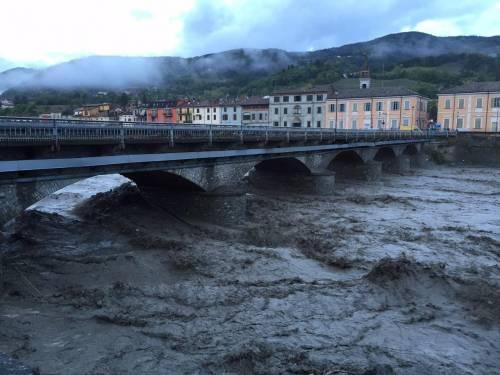 Emergenza maltempo, bomba d'acqua in Emilia. Due dispersi e un morto nel piacentino