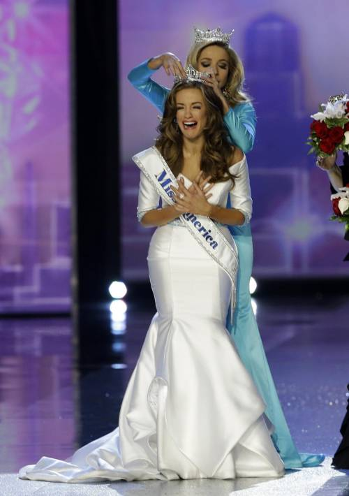 Eletta Miss America 2016, Betty Cantrell è la più bella degli Usa