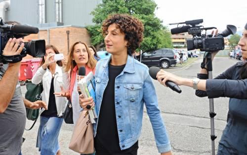 Agnese Renzi va a scuola 3