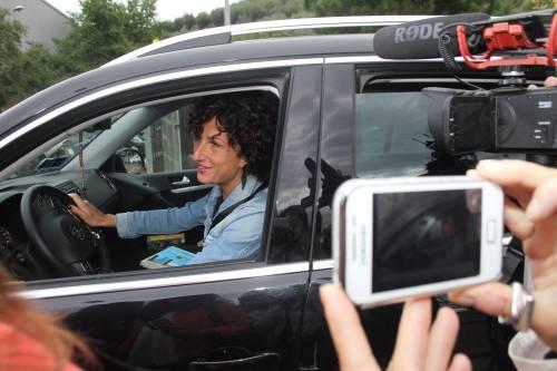 Agnese Renzi va a scuola 4