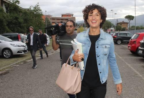 Agnese Renzi va a scuola 7
