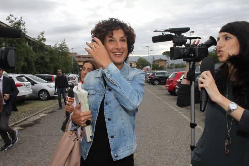 Agnese Renzi va a scuola 6
