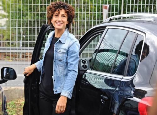 Agnese Renzi va a scuola 11
