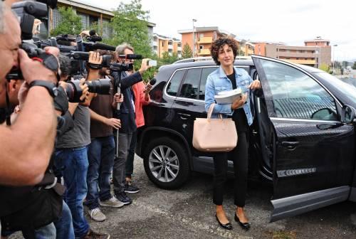 Agnese Renzi va a scuola 12