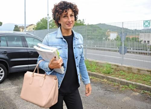 Agnese Renzi va a scuola 13