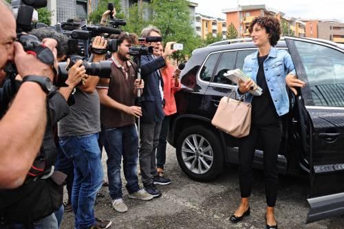 Agnese Renzi va a scuola 14