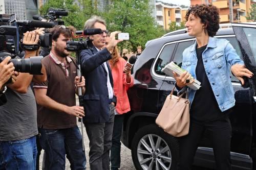 Agnese Renzi va a scuola 2