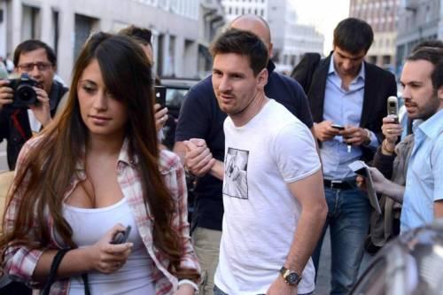 Messi è diventato padre per la seconda volta
