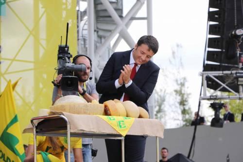 """Renzi promette ancora: """"Via l'Irap agricola"""""""