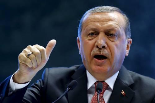 Petrolio e mani sulla Siria. Il gioco sporco della Turchia