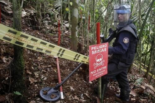 In Croazia i migranti saranno esposti al pericolo dei campi minati