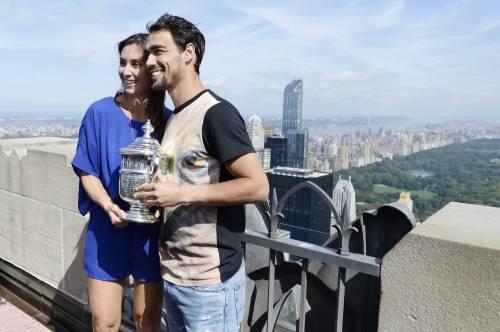 """Flavia Pennetta: """"Dopo gli US Open, solo Fabio Fognini"""" 3"""