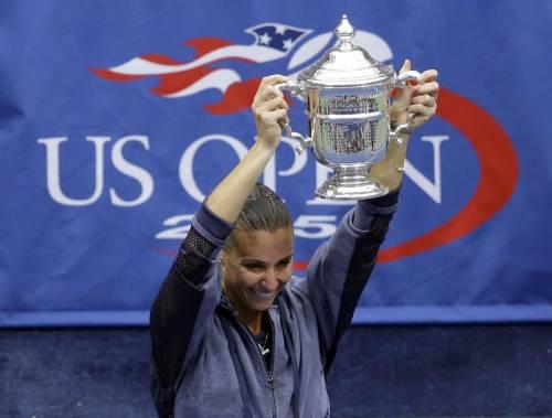 """Flavia Pennetta: """"Dopo gli US Open, solo Fabio Fognini"""" 4"""