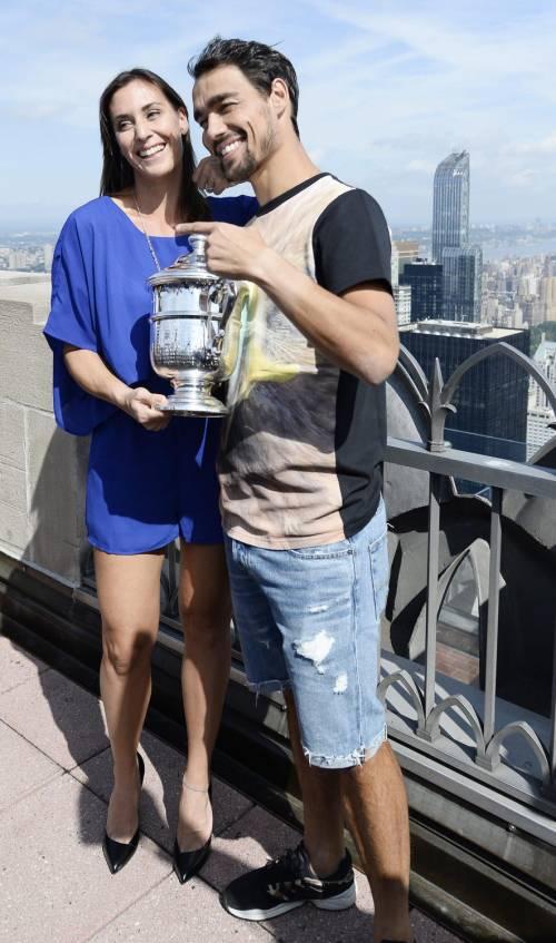 """Flavia Pennetta: """"Dopo gli US Open, solo Fabio Fognini"""" 8"""
