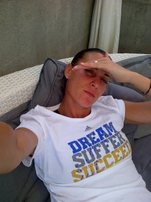 """Flavia Pennetta: """"Dopo gli US Open, solo Fabio Fognini"""" 7"""