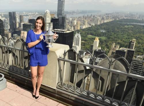 """Flavia Pennetta: """"Dopo gli US Open, solo Fabio Fognini"""" 9"""
